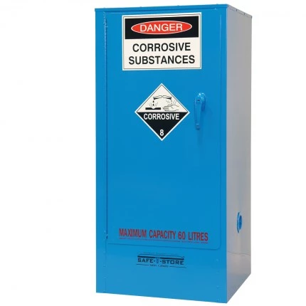 SC0608 Indoor Dangerous Goods Storage Cabinets closed