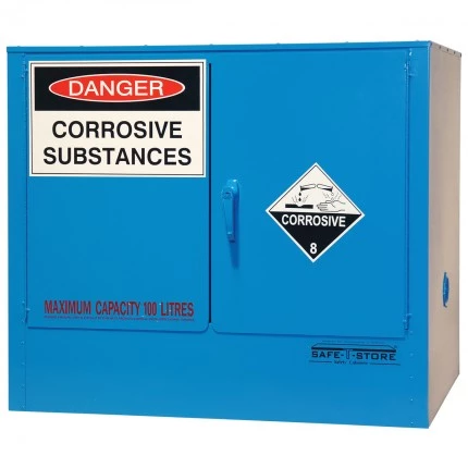 SC1008 Indoor Dangerous Goods Storage Cabinets closed