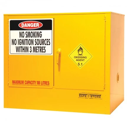 SC100A Indoor Dangerous Goods Storage Cabinets 1