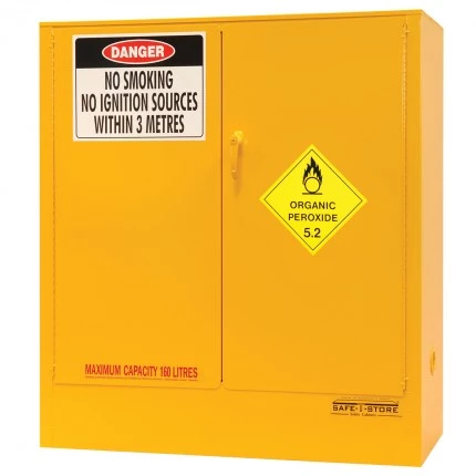 SC16052 Indoor Dangerous Goods Storage Cabinets closed