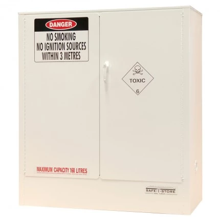 SC1606 Indoor Dangerous Goods Storage Cabinets closed