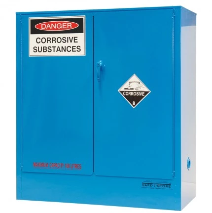 SC1608 Indoor Dangerous Goods Storage Cabinets closed