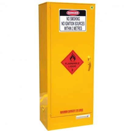 SC170 Indoor Dangerous Goods Storage Cabinets closed