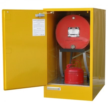 SC205H Indoor Dangerous Goods Storage Cabinets open