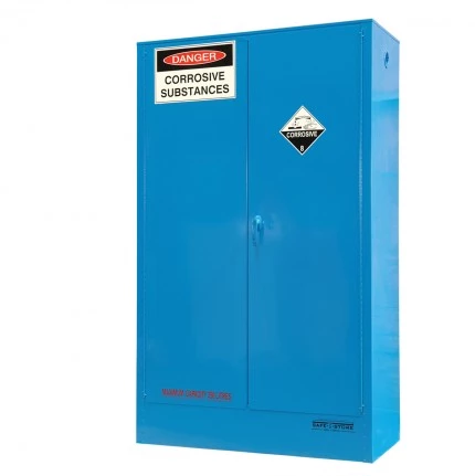 SC2508 Indoor Dangerous Goods Storage Cabinets closed