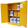 SC350 Indoor Dangerous Goods Storage Cabinets open