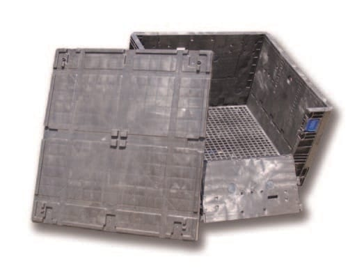 SDL903VX10 Collapsible Pallet Box Lid