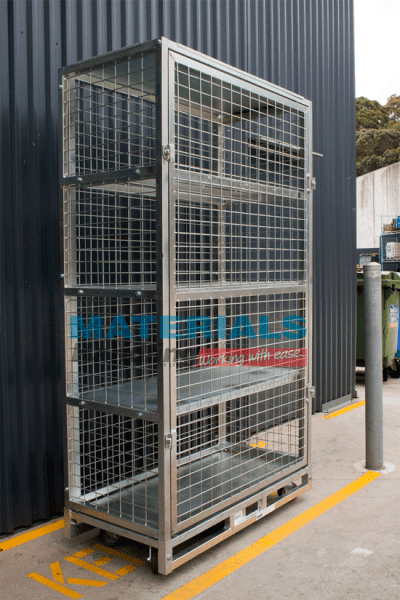 Charmant ... MSHC58 Storage Cage With Shelves