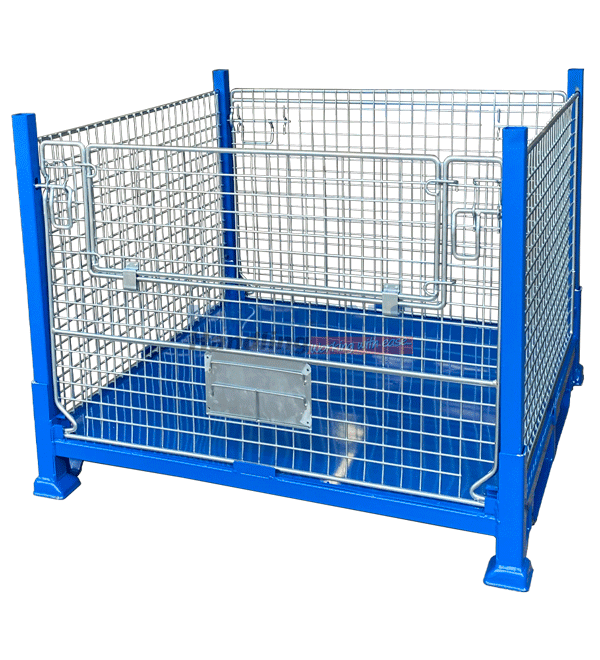 SMMC01 Collapsible Stillage Cage hero
