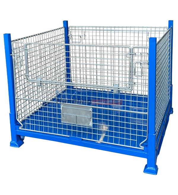 SMMC01 Collapsible Stillage Cage hero