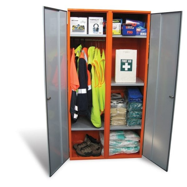SPP1 PPE Storage Cabinets