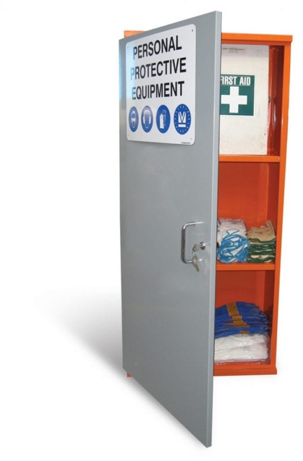 SPP2 PPE Storage Cabinets