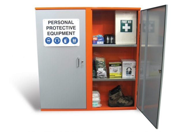 SPP3 PPE Storage Cabinets