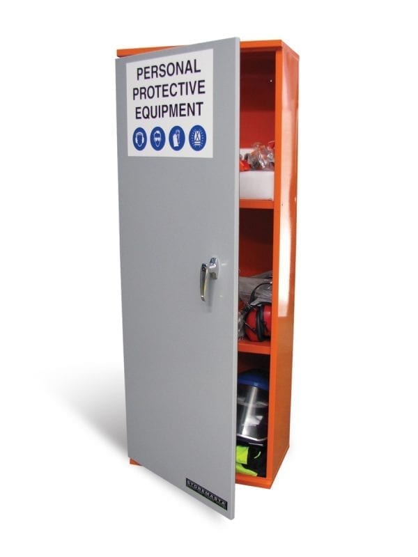 SPP4 PPE Storage Cabinets