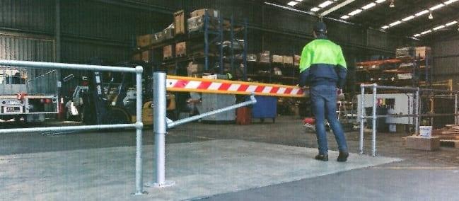Swing Gates Materials Handling