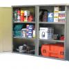 ST07 2 Door Cabinet Galvanised Security Storage Cabinets 2