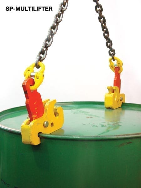 Multi-Lifting Drum Sling