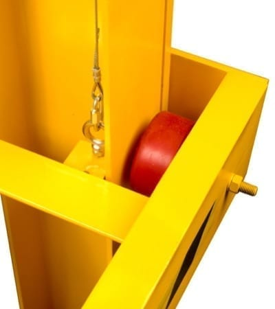 Safety Barrier Gate Impact Bumpers