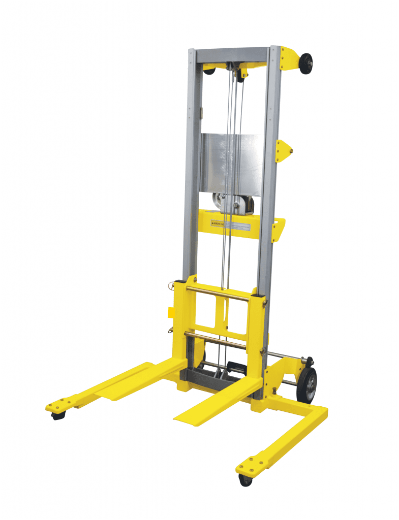 Series 1900 Materials Lifter front