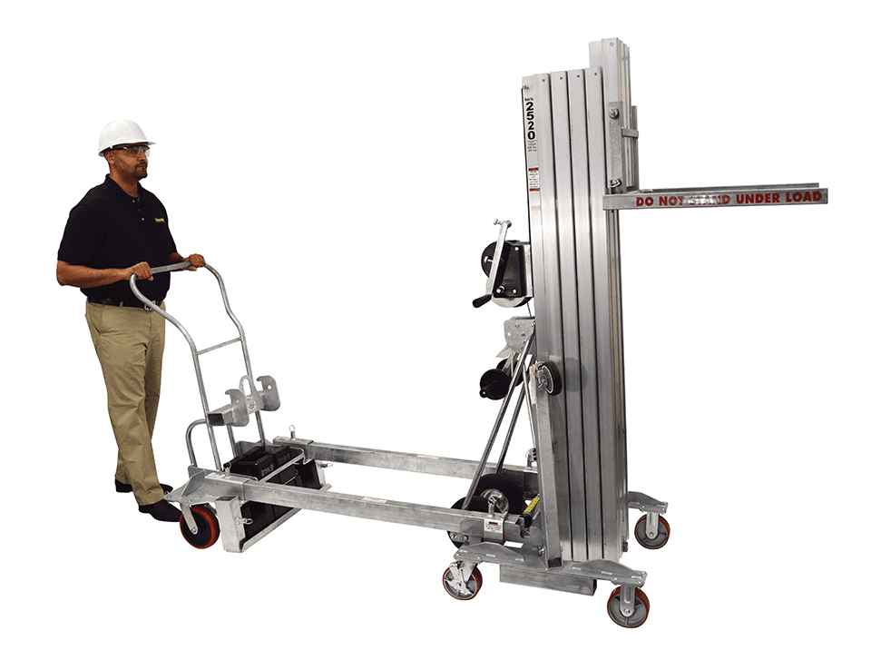 Series 2500 Counterbalanced Materials Lifter