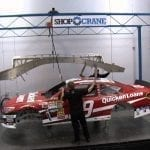 Shop Crane Modular Gantry with racecar