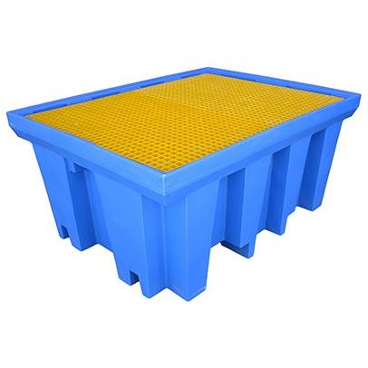 Single IBC Spill Pallets DMXP6001 2