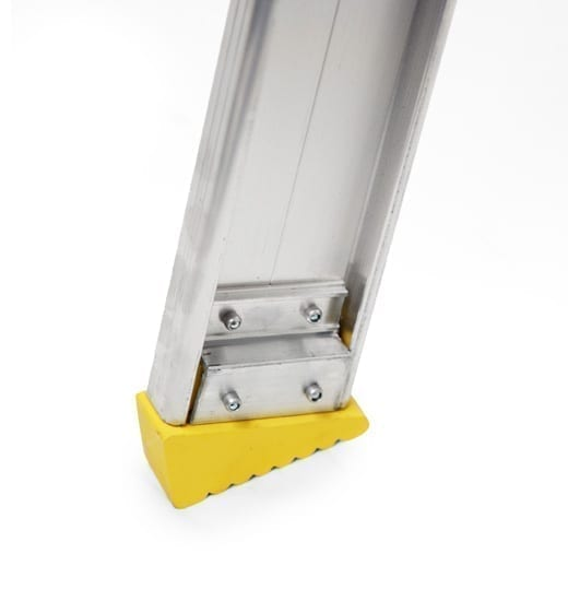 Single Ladder Aluminium support plates