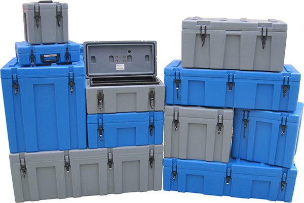 Spacecase Containers and Boxes