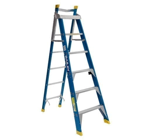 Step Extension Ladder 1