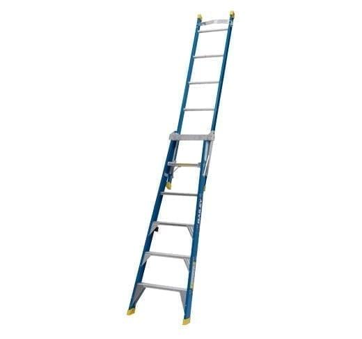 Step Extension Ladder 2
