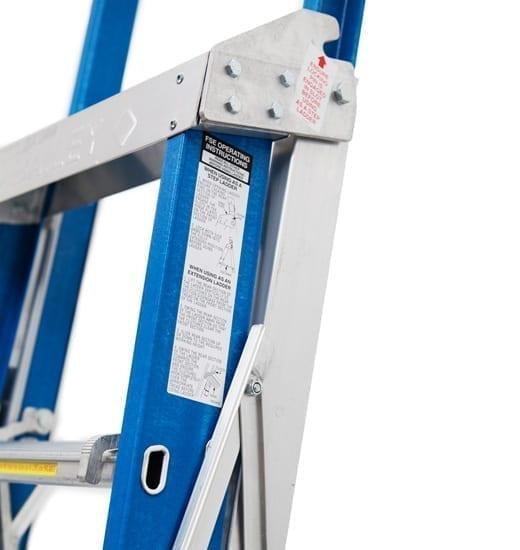 Step Extension Ladder 4