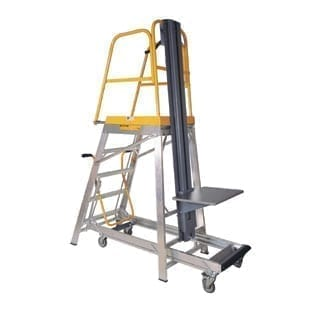 Stockmaster Navigator Lift Truk Order Picking Access Platforms 1