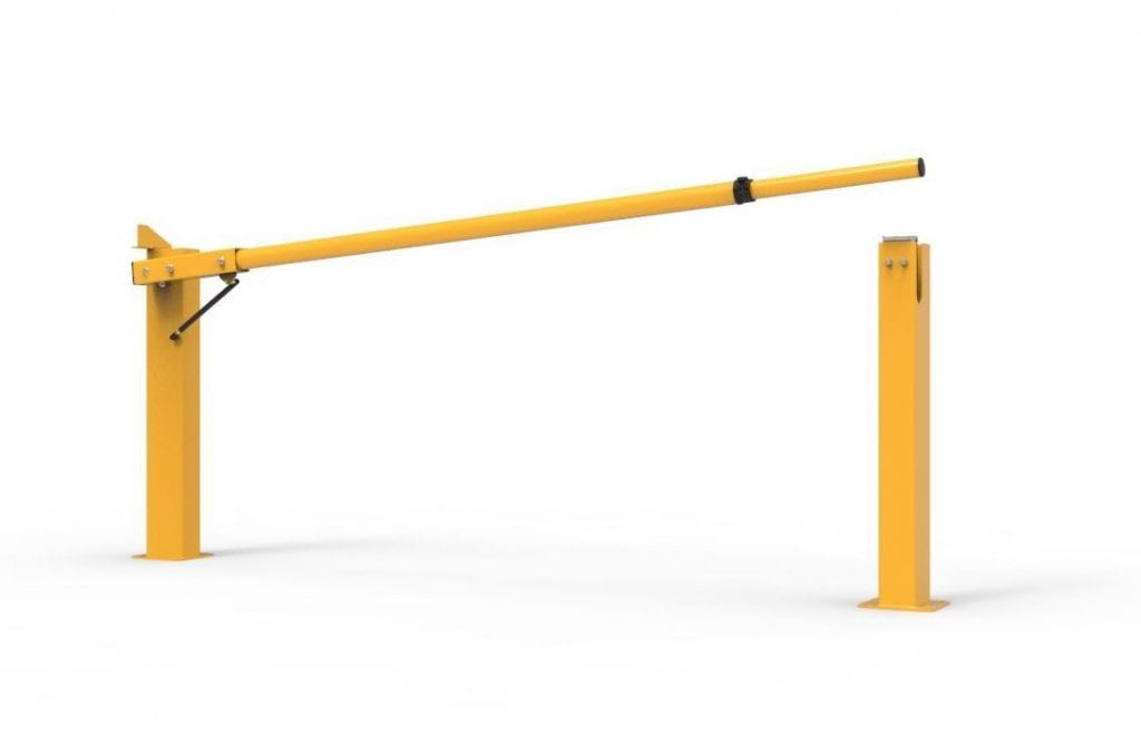 TBG3800 Telescopic Boom Gate