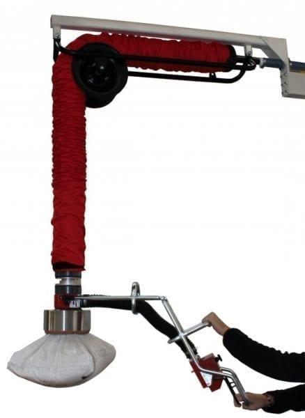 Vacuum Lift Assist Devices : Customised vaculex solutions materials handling