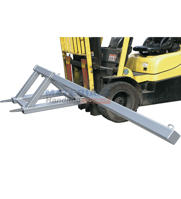 MTS Forklift Tarp Spreader