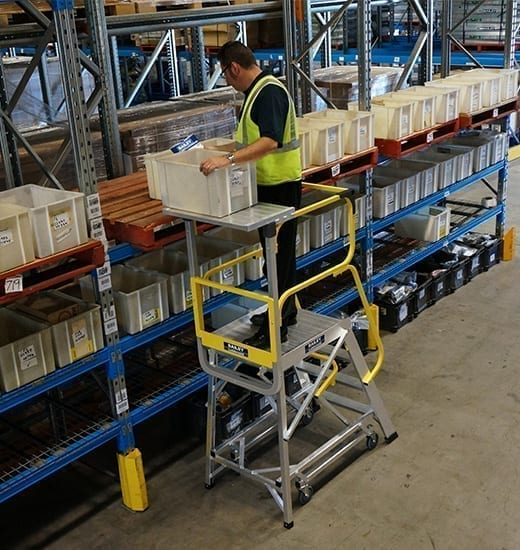 Ladderweld Mobile Access Platforms