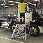 Ladderweld Mobile Access Platforms