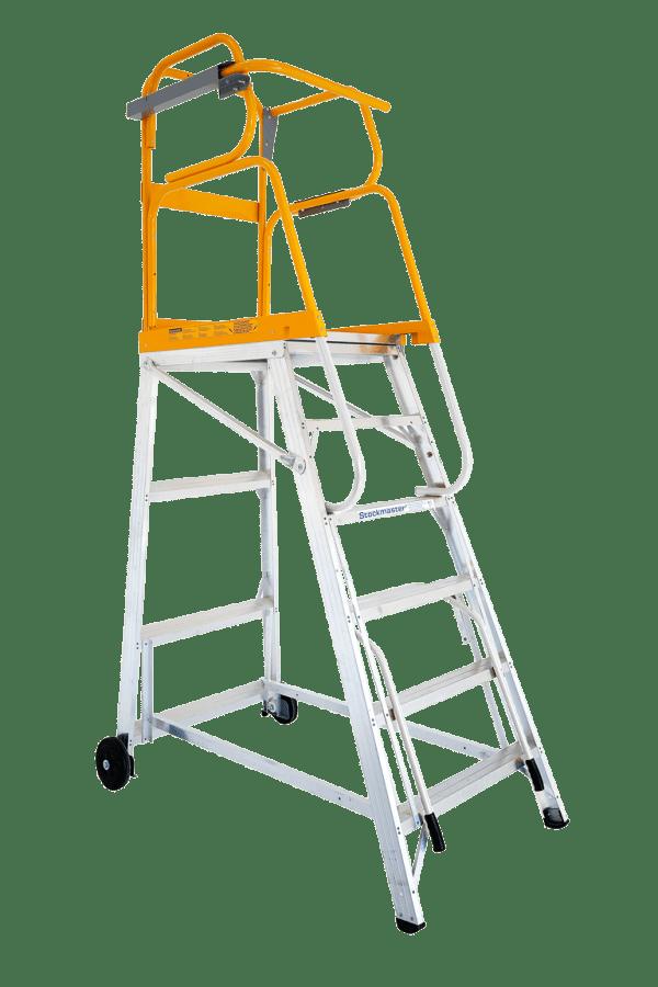 Tracker Access Order Picker Platforms