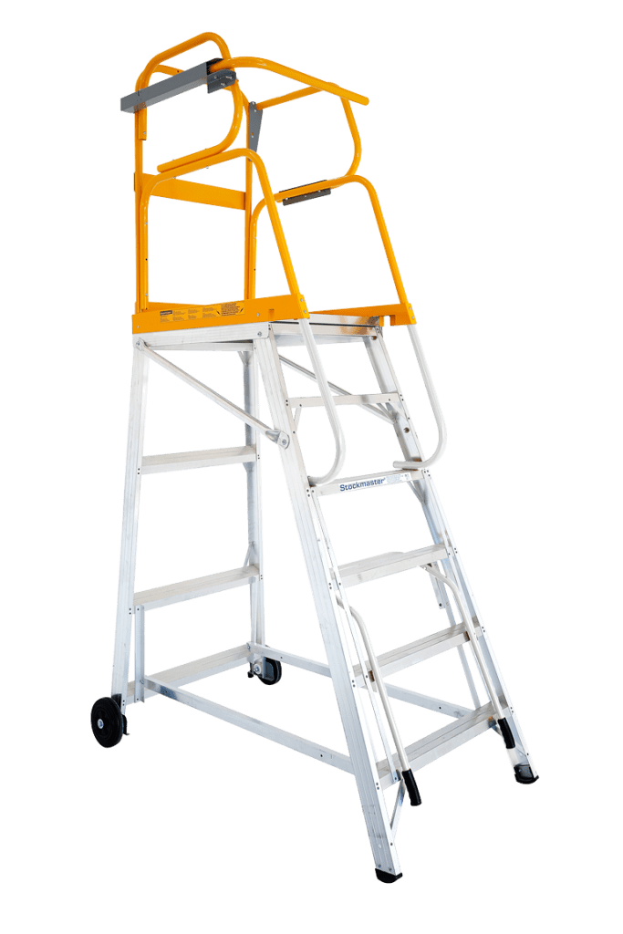 Tracker Access Order Picker Platforms