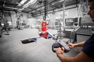 A New Way of Thinking for Vacuum Handling Devices