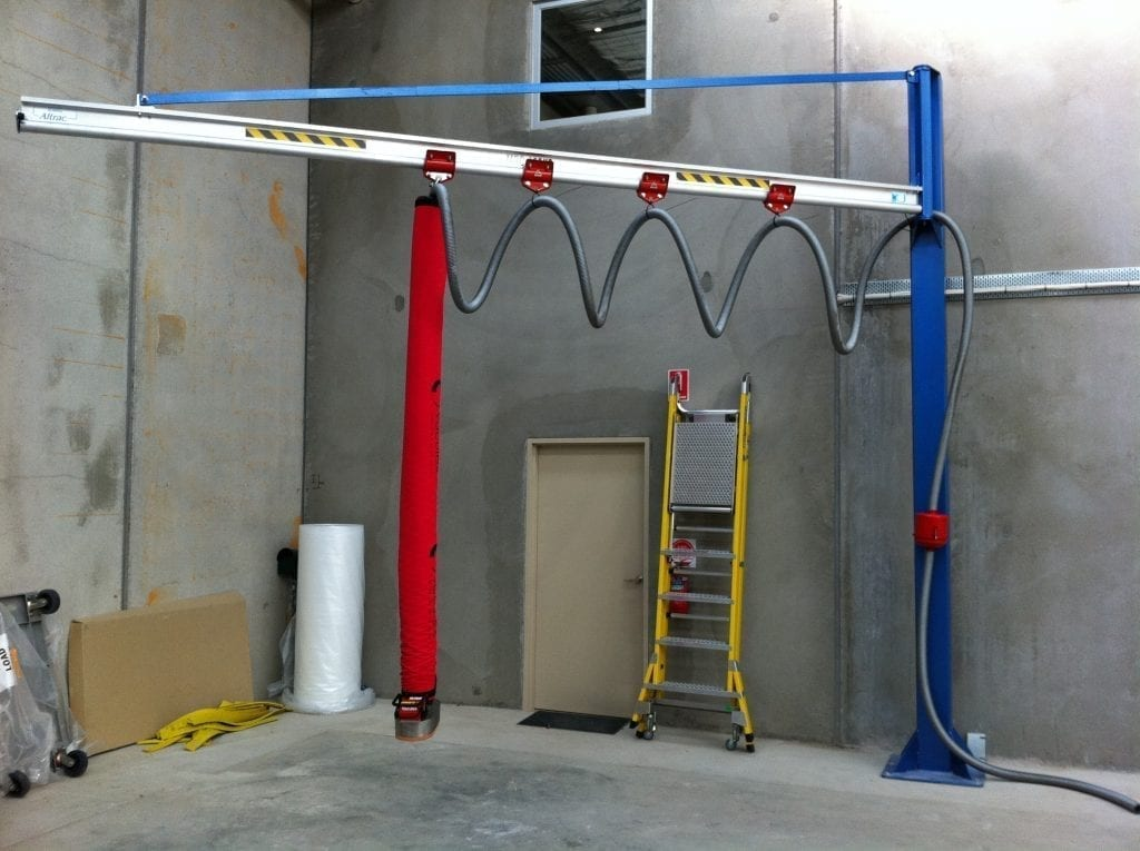 Vaculex VL at a Victorian Warehouse in Australia