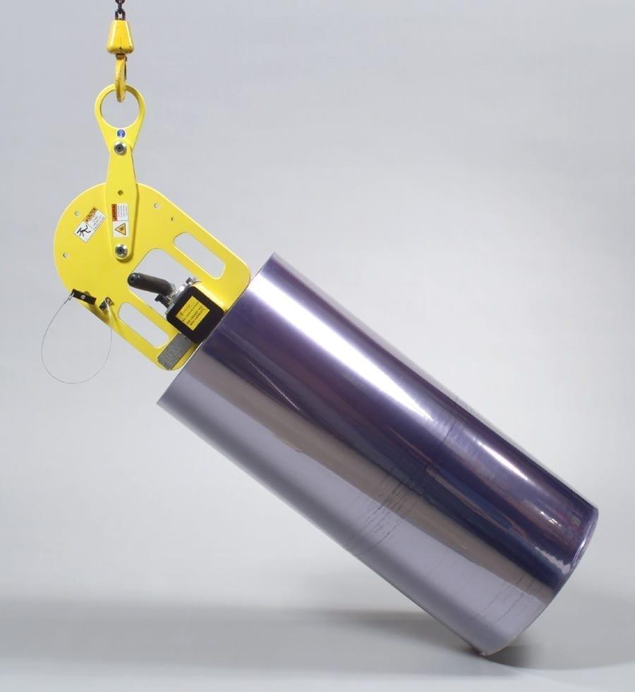 VRL TA Vertical Roll Lifter with Tilt Assist mid turn