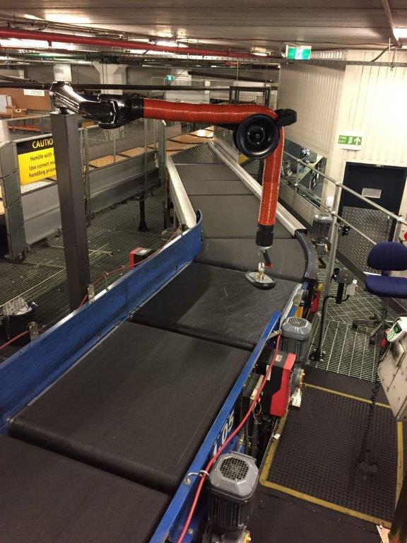 Vaculex TP vacuum lifter 12