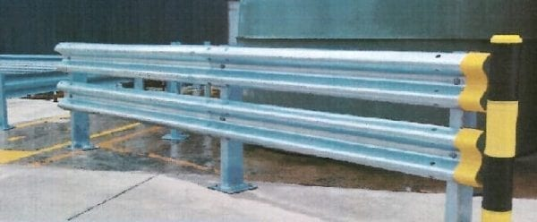 W-Beam Guardrail