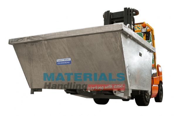 MWFL Forklift Tipping Bin