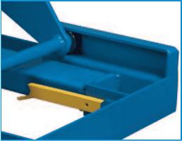 Auto Pallet Positioners
