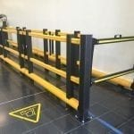 Flex Impact Safety Gates - Drop Gate