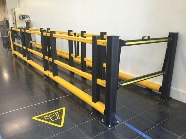 Flex Impact Safety Gates - Drop Gate