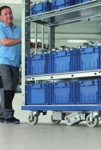 e-drive Powered Trolley Kit