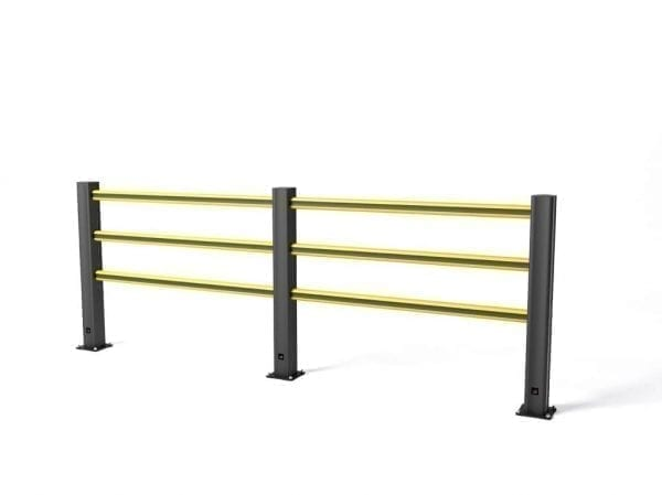flex impact handrail hp plus min